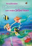 Cover-Bild zu Die schönsten 5 Minuten-Geschichten zum ersten Selberlesen von Kalwitzki, Sabine