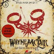 Cover-Bild zu Wayne McLair, Folge 3: Der Revolvermann, Teil 2 (Audio Download) von Burghardt, Paul