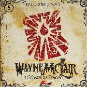 Cover-Bild zu Wayne McLair, Folge 5: 13 schwarze Tränen (Audio Download) von Burghardt, Paul