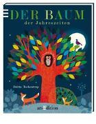 Cover-Bild zu Der Baum der Jahreszeiten von Teckentrup, Britta (Illustr.)
