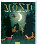Cover-Bild zu Mond von Teckentrup, Britta (Illustr.)