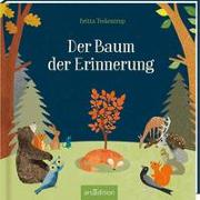 Cover-Bild zu Der Baum der Erinnerung (kleine Geschenkausgabe) von Teckentrup, Britta