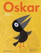 Cover-Bild zu Oskar liebt von Teckentrup, Britta