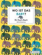 Cover-Bild zu Wo ist das Baby? von Teckentrup, Britta
