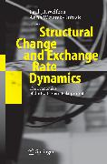 Cover-Bild zu Welfens, Paul J.J. (Hrsg.): Structural Change and Exchange Rate Dynamics (eBook)