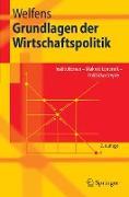 Cover-Bild zu Welfens, Paul J. J.: Grundlagen der Wirtschaftspolitik (eBook)