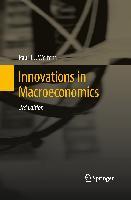 Cover-Bild zu Welfens, Paul J.J. (Hrsg.): Innovations in Macroeconomics