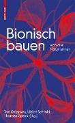 Cover-Bild zu Bionisch bauen (eBook) von Knippers, Jan (Hrsg.)