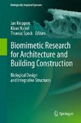 Cover-Bild zu Biomimetic Research for Architecture and Building Construction von Knippers, Jan (Hrsg.)