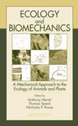 Cover-Bild zu Ecology and Biomechanics (eBook) von Herrel, Anthony (Hrsg.)