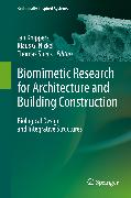 Cover-Bild zu Biomimetic Research for Architecture and Building Construction (eBook) von Knippers, Jan (Hrsg.)