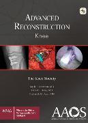 Cover-Bild zu AAOS Advanced Reconstruction Knee (eBook) von Berry, Daniel J.