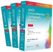 Cover-Bild zu AAOS Comprehensive Orthopaedic Review 3 von Lieberman, Jay R. (Hrsg.)