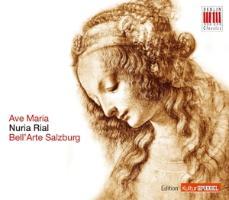 Cover-Bild zu Ave Maria von Rial, Nuria