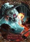 Cover-Bild zu Aventurische Magie 3 Taschenbuch von Adamietz, Zoe