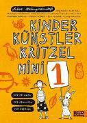 Cover-Bild zu Labor Ateliergemeinschaft: Kinder Künstler Kritzelmini 1