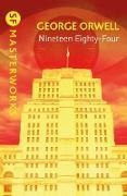 Cover-Bild zu Nineteen Eighty-Four (eBook) von Orwell, George