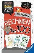 Cover-Bild zu Kartenspiel Rechnen bis 100 von Diehl, Hannah