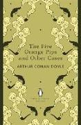 Cover-Bild zu The Five Orange Pips and Other Cases von Conan Doyle, Arthur
