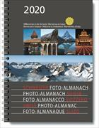 Cover-Bild zu Cal. Schweizer Foto-Almanach Ft. 15x21 2020
