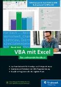 Cover-Bild zu VBA mit Excel (eBook) von Held, Bernd
