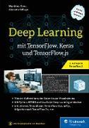 Cover-Bild zu Deep Learning mit TensorFlow, Keras und TensorFlow.js (eBook) von Deru, Matthieu