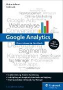 Cover-Bild zu Google Analytics (eBook) von Vollmert, Markus