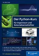 Cover-Bild zu Der Python-Kurs für Ingenieure und Naturwissenschaftler (eBook) von Steinkamp, Veit