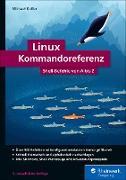 Cover-Bild zu Linux Kommandoreferenz (eBook) von Kofler, Michael