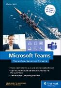 Cover-Bild zu Microsoft Teams (eBook) von Widl, Markus