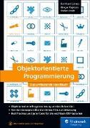 Cover-Bild zu Objektorientierte Programmierung (eBook) von Lahres, Bernhard