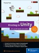 Cover-Bild zu Einstieg in Unity (eBook) von Theis, Thomas