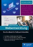 Cover-Bild zu Webentwicklung (eBook) von Ackermann, Philip