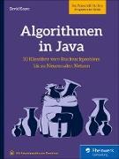 Cover-Bild zu Algorithmen in Java (eBook) von Kopec, David