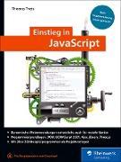 Cover-Bild zu Einstieg in JavaScript (eBook) von Theis, Thomas