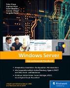 Cover-Bild zu Windows Server (eBook) von Kloep, Peter