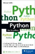 Cover-Bild zu Python (eBook) von Kofler, Michael