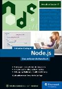 Cover-Bild zu Node.js (eBook) von Springer, Sebastian