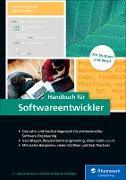 Cover-Bild zu Handbuch für Softwareentwickler (eBook) von Krypczyk, Veikko