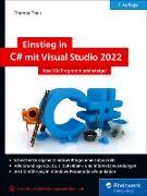 Cover-Bild zu Einstieg in C# mit Visual Studio 2022 (eBook) von Theis, Thomas