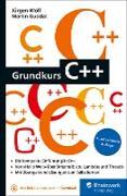 Cover-Bild zu Grundkurs C++ (eBook) von Wolf, Jürgen