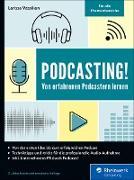 Cover-Bild zu Podcasting! (eBook) von Vassilian, Larissa