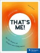Cover-Bild zu That's me! (eBook) von Pyczak, Thomas