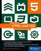 Cover-Bild zu HTML und CSS (eBook) von Wolf, Jürgen