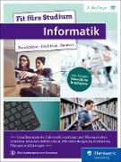 Cover-Bild zu Fit fürs Studium - Informatik (eBook) von Boockmeyer, Arne