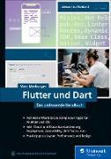 Cover-Bild zu Flutter und Dart (eBook) von Marburger, Marc