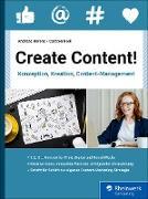 Cover-Bild zu Create Content! (eBook) von Berens, Andreas