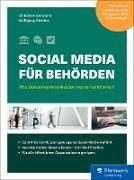 Cover-Bild zu Social Media für Behörden (eBook) von Germann, Christiane