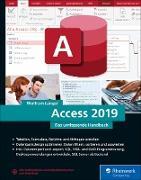 Cover-Bild zu Access 2019 (eBook) von Langer, Wolfram