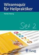 Cover-Bild zu Wissensquiz für Heilpraktiker Set 2 von Höwing, Marika